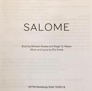 """""""Salome"""""""
