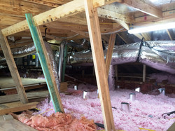 Ductwork & New Insulation