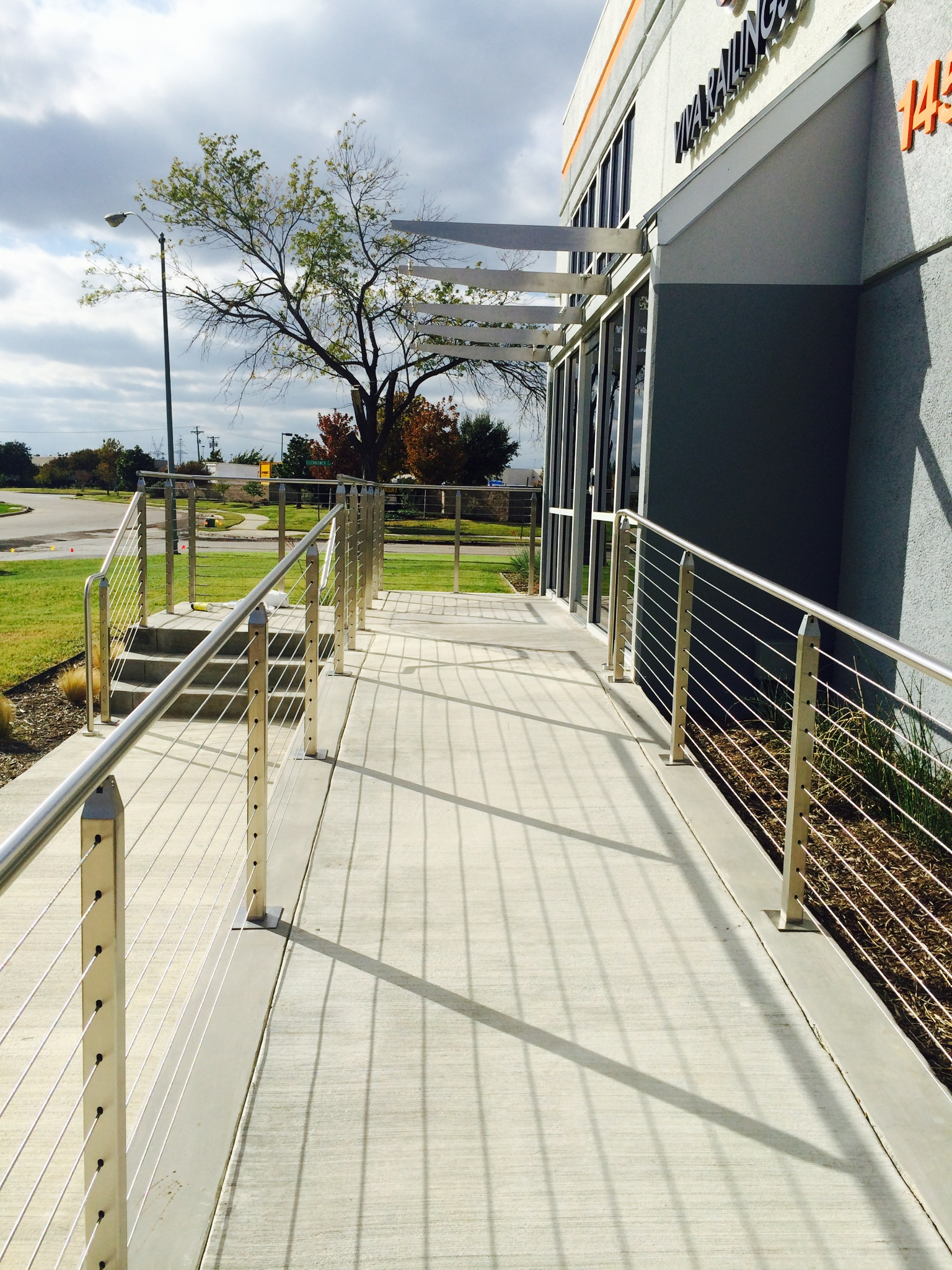ADA Compliant Ramp