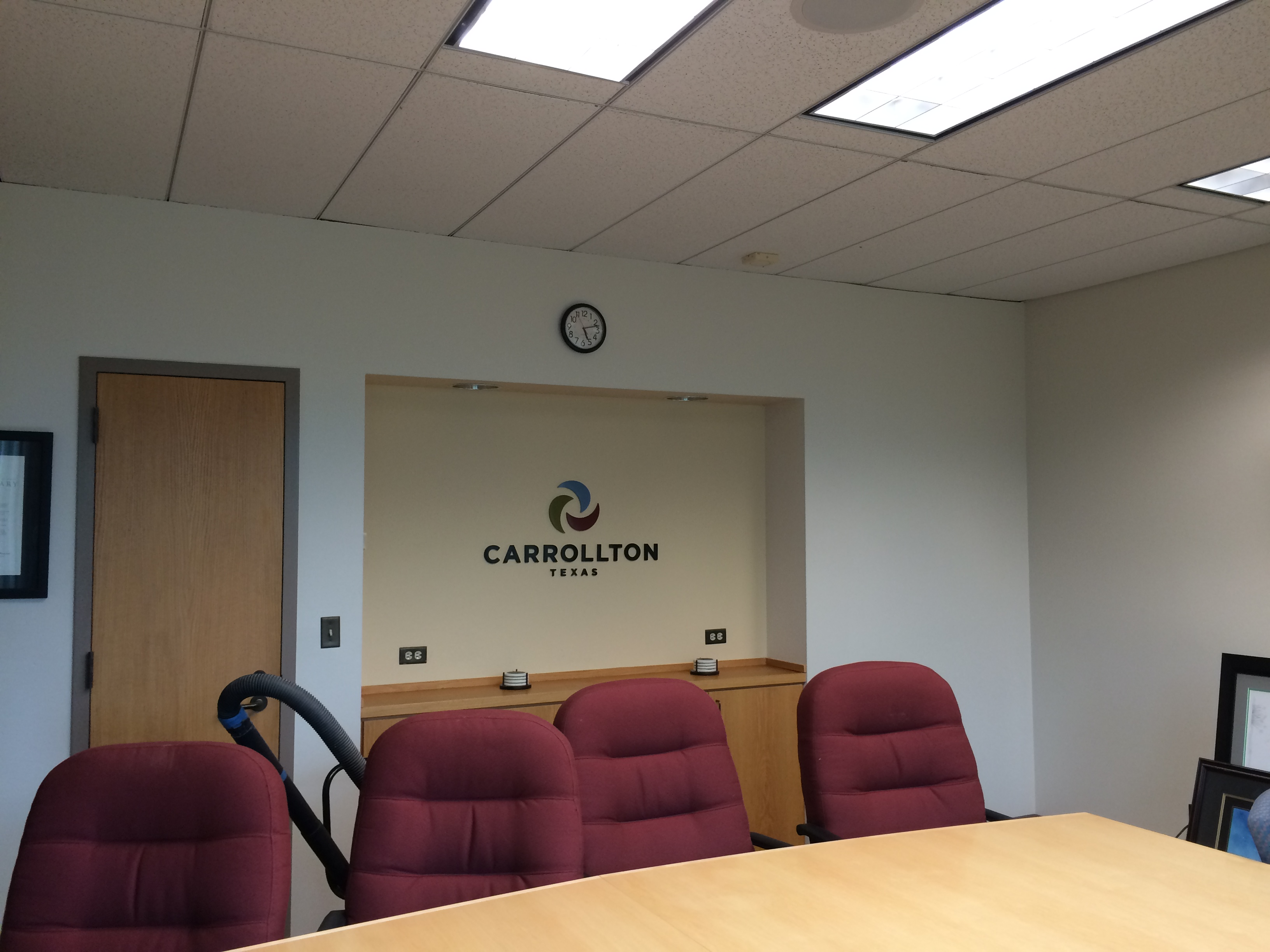 City Manager Office Remodeling_Carro