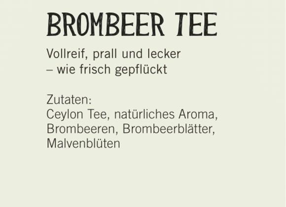 Brombeer Tee (100gr)