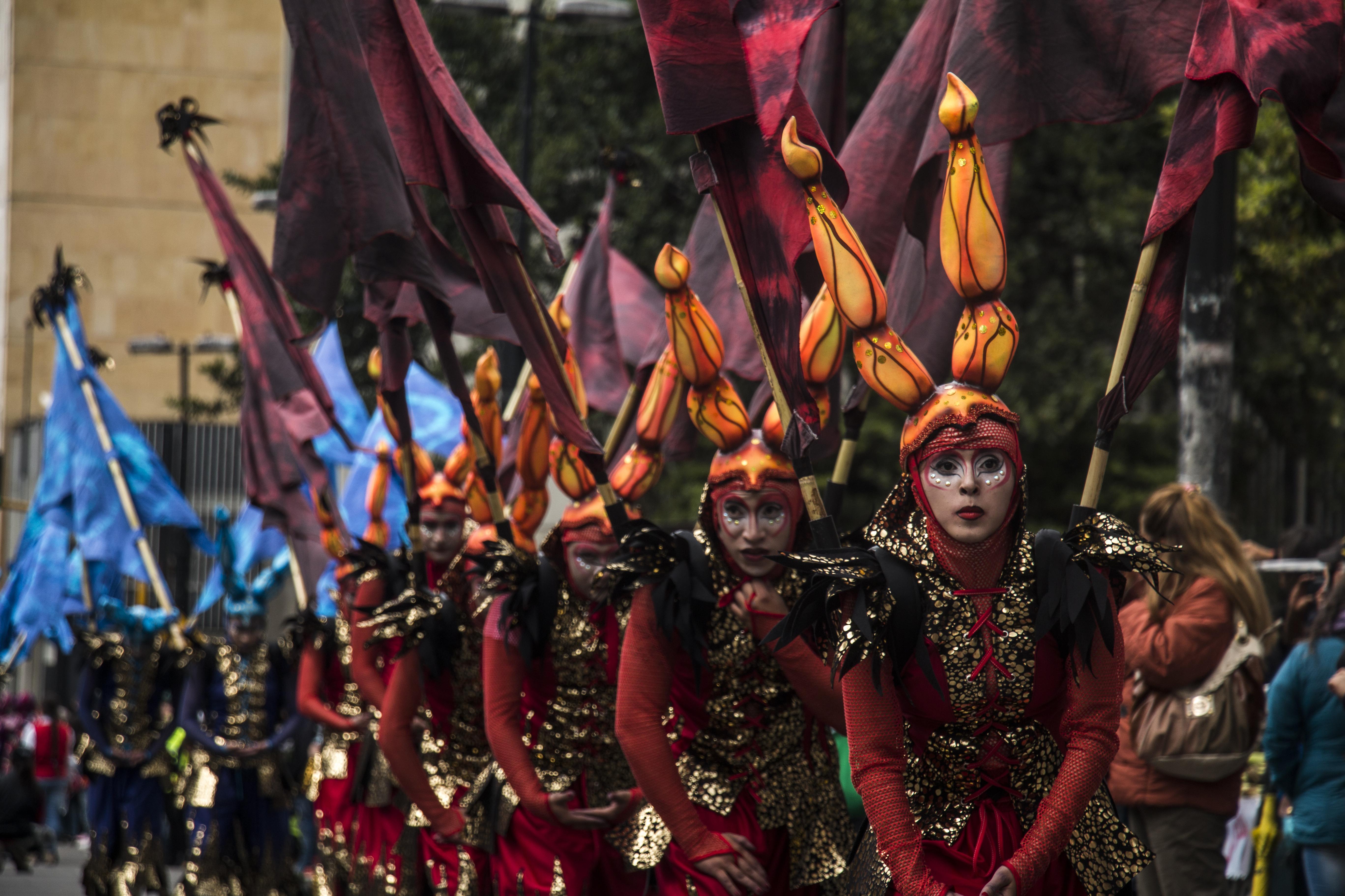 Diablas en Carnaval