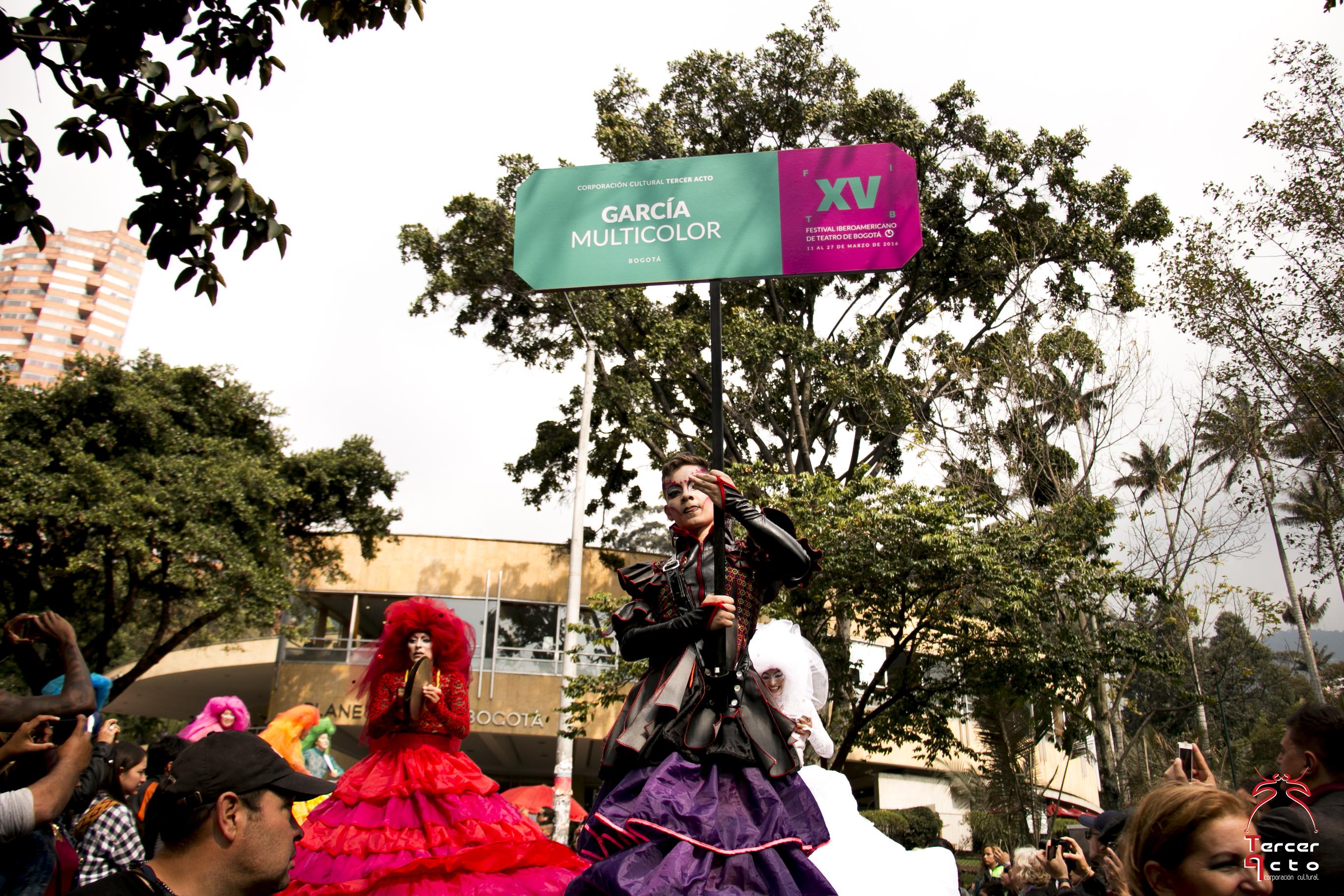 Garcia Multicolor