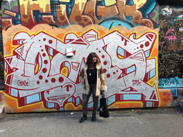 Toronto - Graffitti Alley