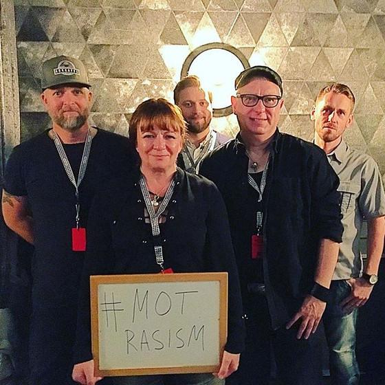 Musicians against racism