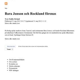 Bara_Jonson_och_Rockland_förenas_-_Nöje_