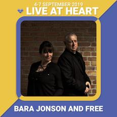 Live at Heart Örebro 2019
