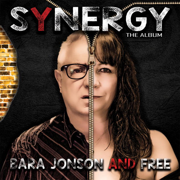 "Official Cover ""Synergy - the album"""