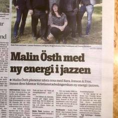 Kristianstads bladet 2019.03.15