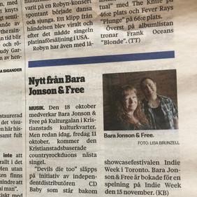 Kristianbstadsbladet 2019