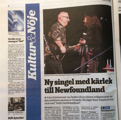 Kristianstadsbladet article