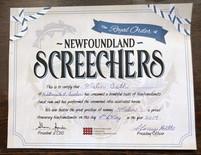 Honorary Nefoundlanders