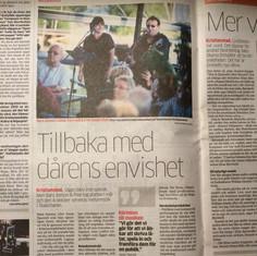 Kristianstadsbladet release.jpg