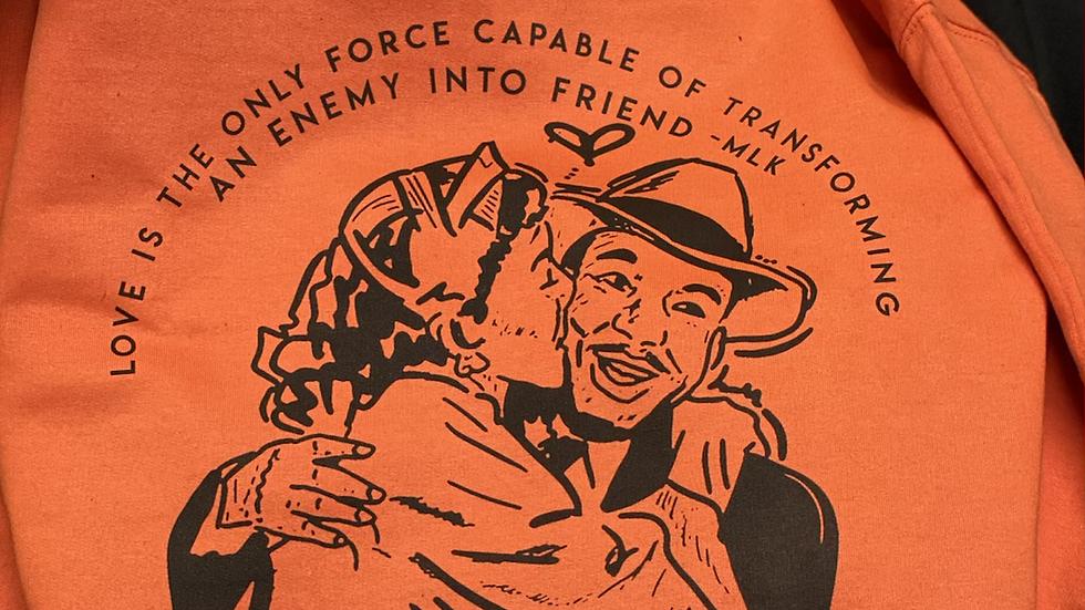 MLK Limited EDITION sweatshirt