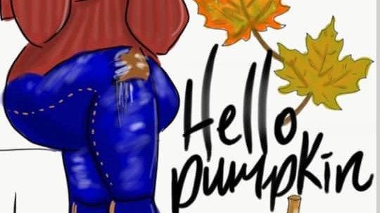 Hello Pumpkin Paint Kit (Fall special)