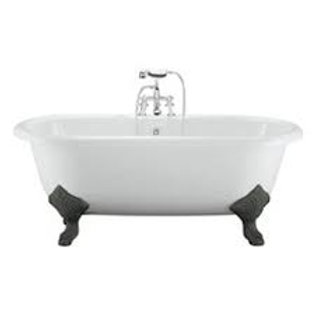 IDEALCAST Roll top bath E403001