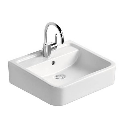 White cube basin E122101
