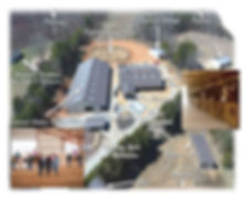 air view of site map.