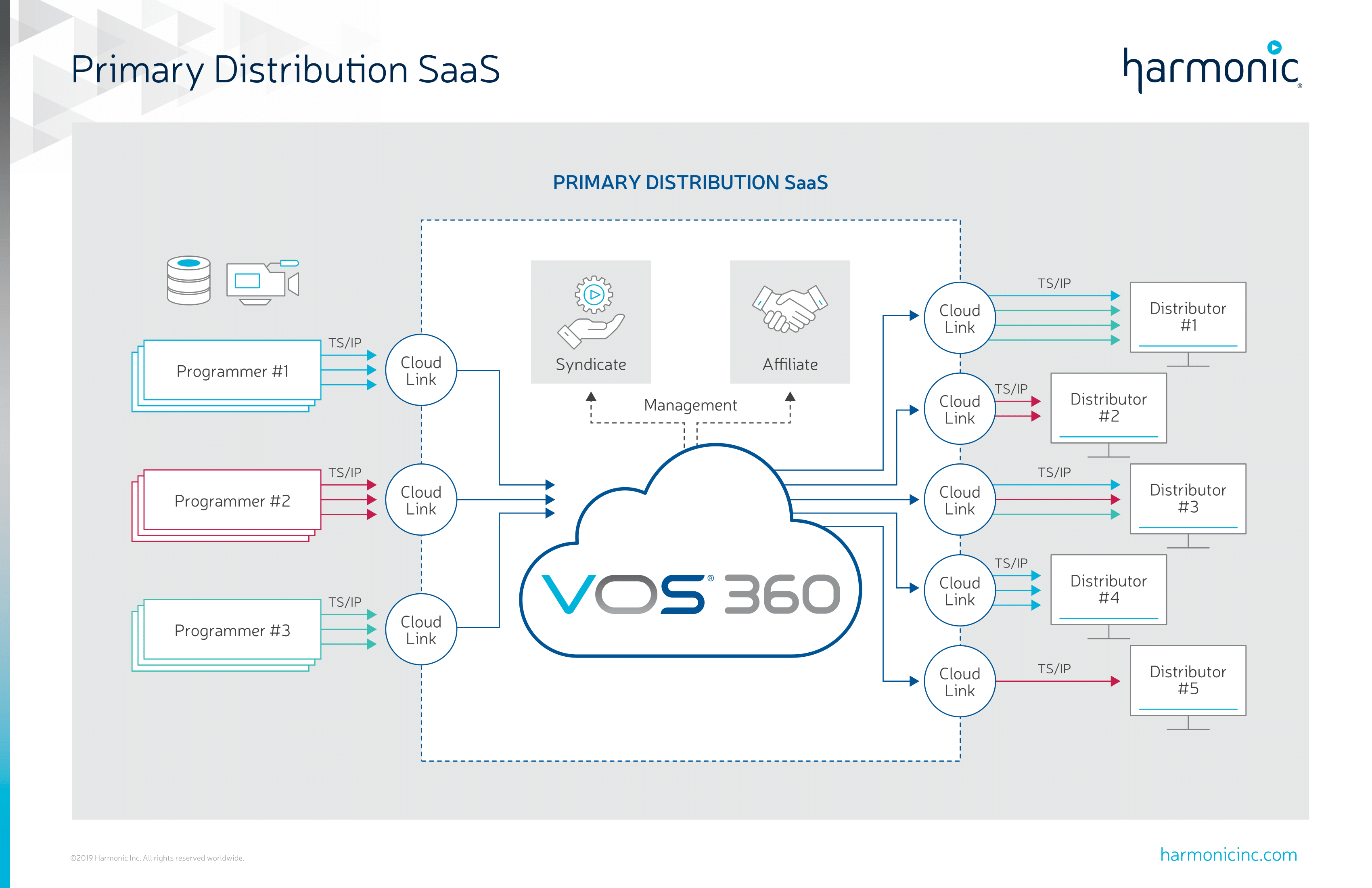 Primary Distribution SaaS