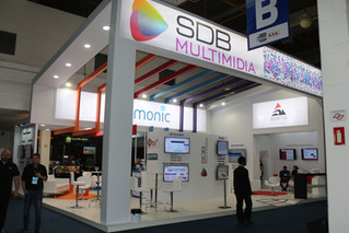 SET Expo 2018 - SDB Multimidia, Harmonic e Advantech