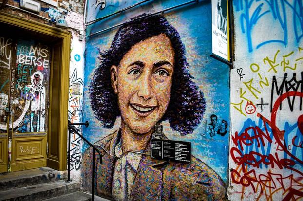 Graffiti, Warschauer strasse, Berlin