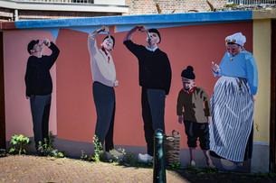 Graffiti, Den haag