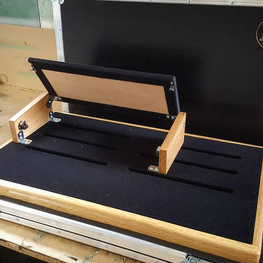 Custom Esquire with Flightcase