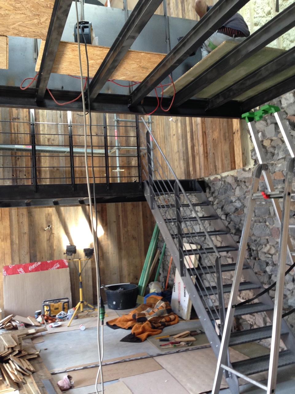 escalier 25
