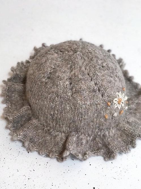 Sombrero corzo T. 9 meses