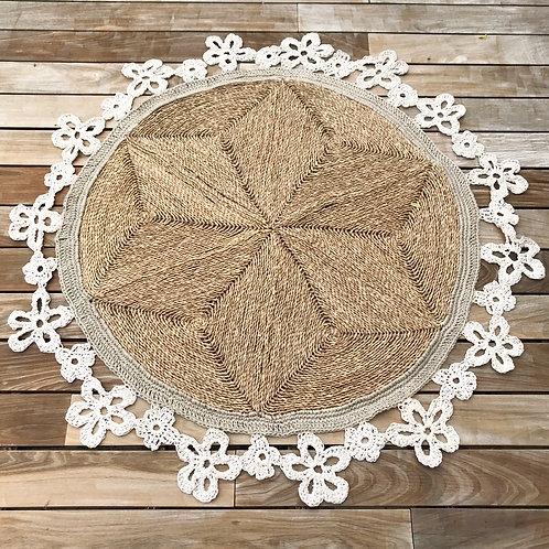 Alfombra de seagras / Seagrass rug