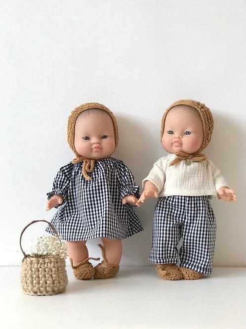 LUCA y MARINA