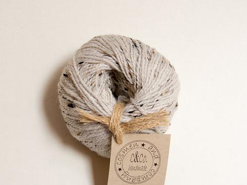 SCOTISH Wool color blanco / white