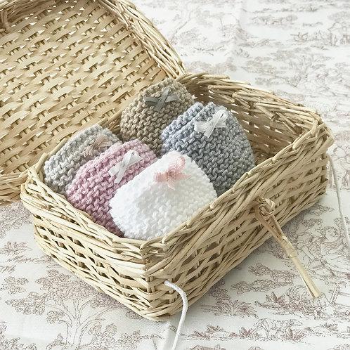 Braguitas de algodón