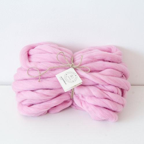 Merino XXL rosa / Pink merino XXL