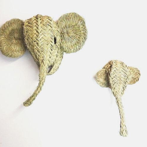 Elefante de esparto PREVENTA