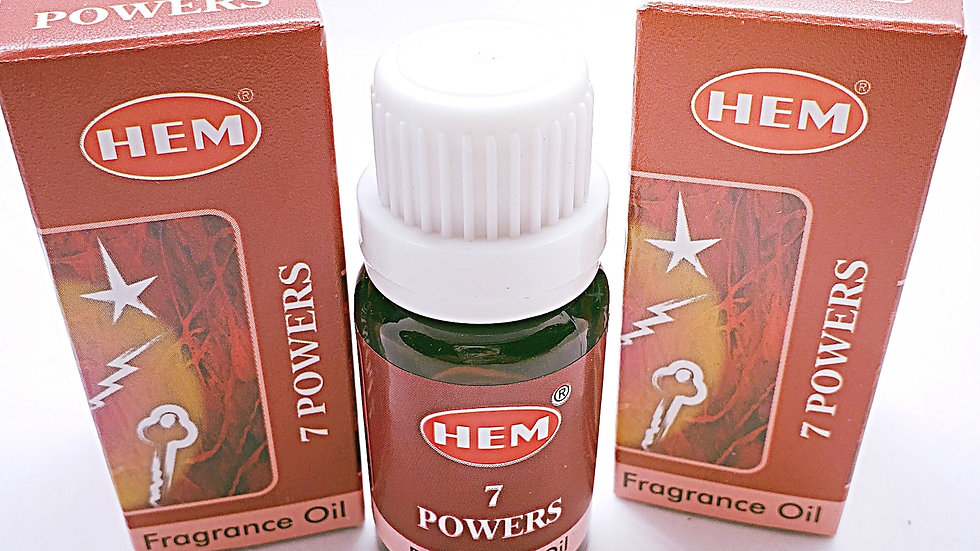 7 POWERS AROMATHERAPY OIL