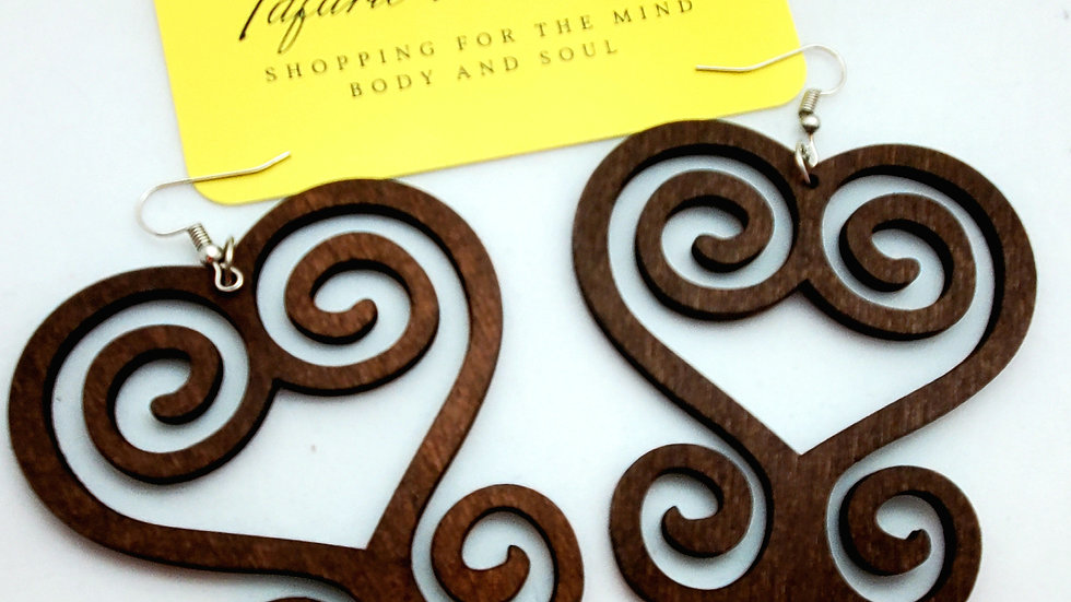SANKOFA EARRINGS