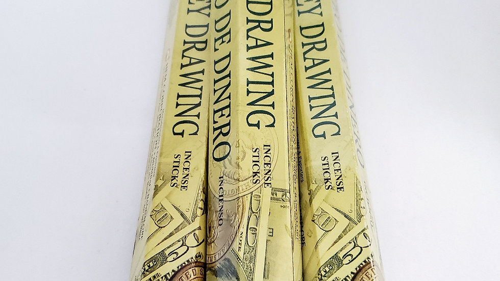 MONEY DRAWING INCENSE