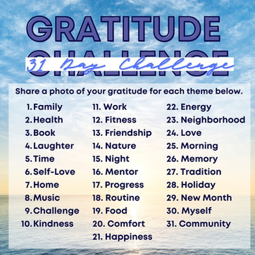 How To Go From March Madness to March Gratitude Plus Smoothie Recipes