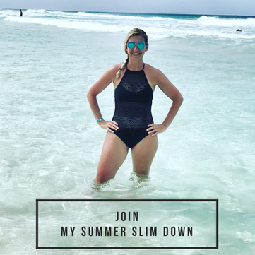 Join My Summer Slim Down June 5th