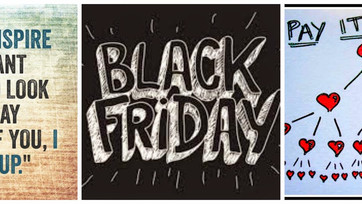 """Paying It Forward With My Own Personal """"Black Friday"""" Sale"""