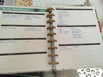 Planning And Prepping Your Way To Success