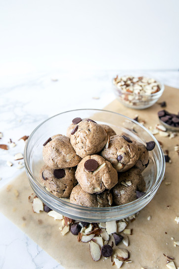 Cookie Dough Energy Balls