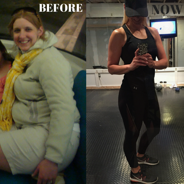 Mom Of 3 Transforms Her Mind And Body
