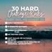 Start My 30 Hard Challenge Today