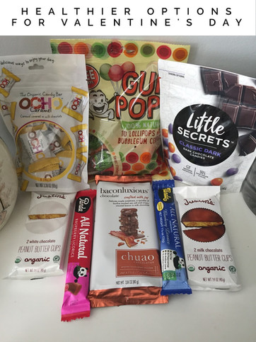 Healthier Valentine's Day Candy Options