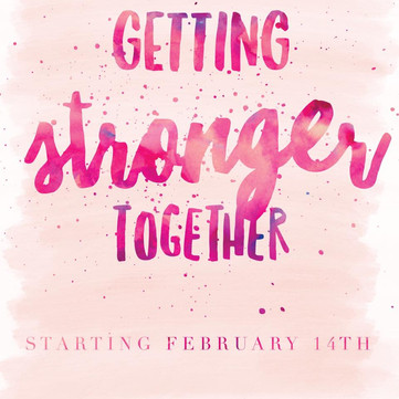 Getting Stronger Together