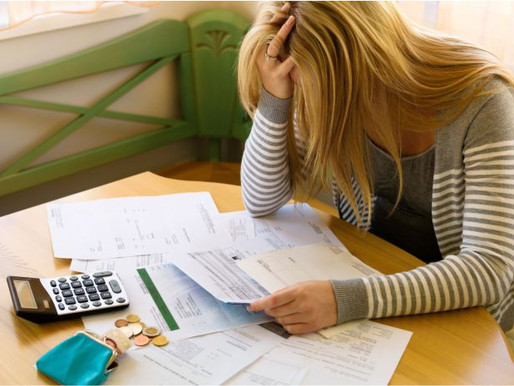Las deudas entorpecen la mente, dicen los científicos.