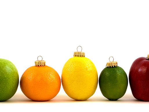Mensajes de salud y bienestar para apoyar al personal en el período previo a la Navidad.