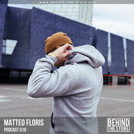 Face to Face: Matteo Floris